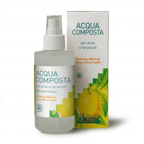 Acqua Composta per Acne e Foruncoli 125ml - Argital