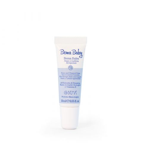 Balm Naso e Labbra Screpolate 10ml - Bema Baby