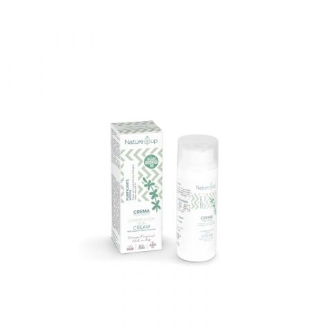 Crema Pelli Delicate e sensibili 50ml - Linea Nature Up by Bema Cosmetici