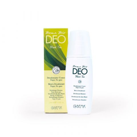 Deodorante Vapo No-Gas Uomo 100ml - Bema