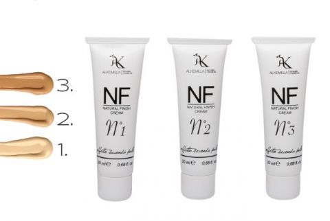 Fondotinta Biologico NF CREAM 20ml - Alkemilla