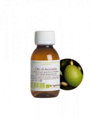 Olio di Avocado 100ml La Saponaria