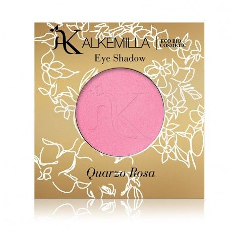 Ombretto Biologico Alkemilla -Quarzo Rosa