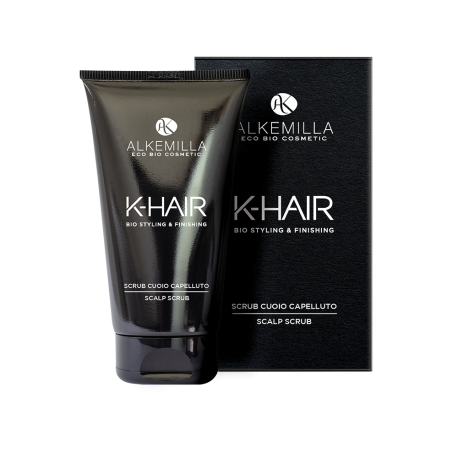 Scrub Cuoio Capelluto Linea K-Hair by Alkemilla