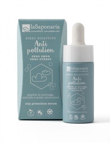 Siero Bioattivo Anti-pollution La Saponaria