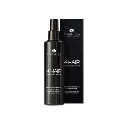 Termoprotettore Spray Piastra e Phon Linea K-Hair by Alkemilla